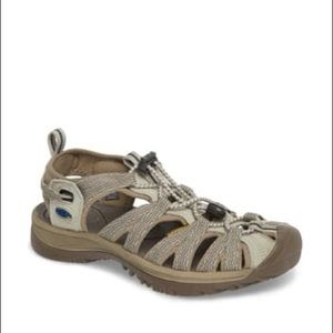 Keen NWOT  Whisper Water Friendly Sport Sandal